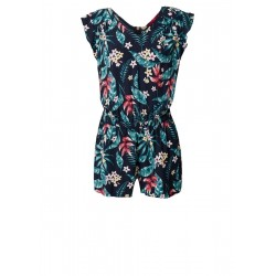 Jumpsuit with an all-over print by s.Oliver Red Label