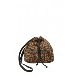 Faux fur hobo bag by s.Oliver Red Label