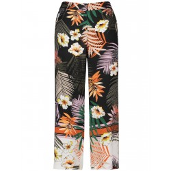 Hose mit floralem Print by Gerry Weber Collection