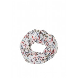 Snood with an all-over print by s.Oliver Red Label