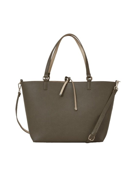 Reversible shopper in a two-tone look by s.Oliver Red Label