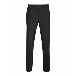 Flat-panel trousers in light wool mix by Brax