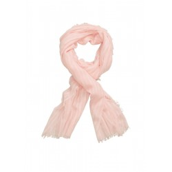 Delicate scarf with textured stripes by s.Oliver Red Label
