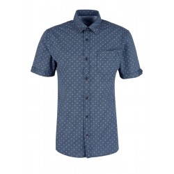 Regular: print pattern shirt by s.Oliver Red Label