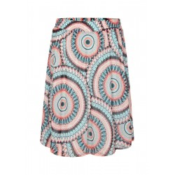 Patterned skirt by Comma