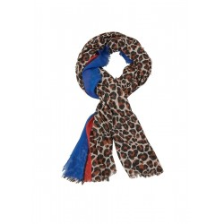 Scarf with printed pattern by s.Oliver Red Label