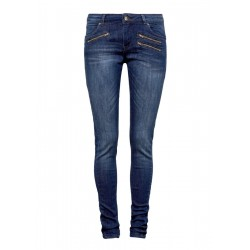Sadie Superskinny: Jeans mit Zippern by Q/S designed by