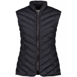 Vest with diagonal quilt by Gerry Weber Collection