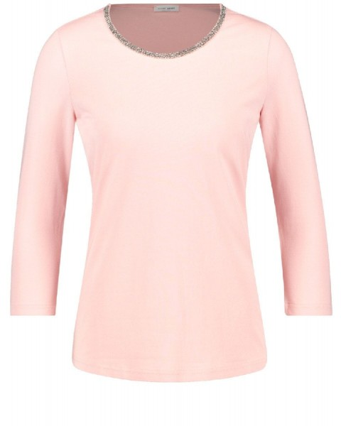 3/4 sleeve basic shirt by Gerry Weber Collection