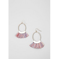 Earrings with fringing by s.Oliver Red Label
