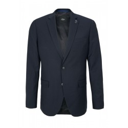 Regular: Pinstripe jacket by s.Oliver Black Label