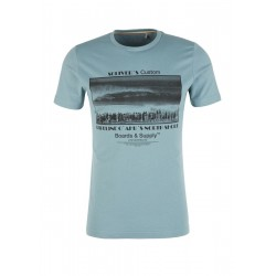 T-Shirt mit Fotoprint by s.Oliver Red Label
