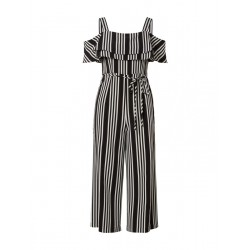 Jumpsuit with a flounce by Tom Tailor