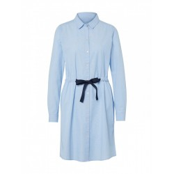 Blouse dress with a bow by Tom Tailor Denim