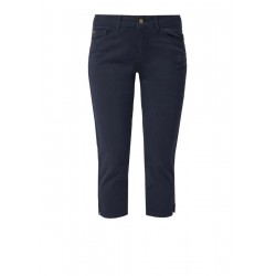 Shape Capri: twill trousers by s.Oliver Red Label