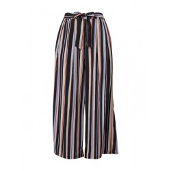 Culotte with tie belt by Tom Tailor Denim