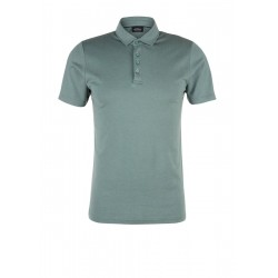Fine jersey polo shirt by s.Oliver Black Label