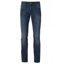 Stick Skinny: jeans with a belt by s.Oliver Red Label