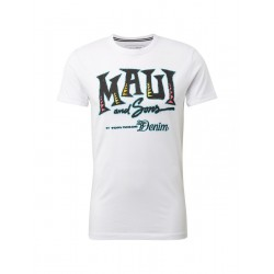 T-shirt with print by Tom Tailor Denim