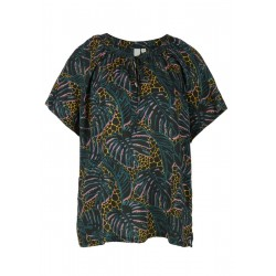 Print-Bluse by Q/S designed by