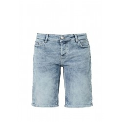 Smart Bermuda: Stretch jeans by s.Oliver Red Label
