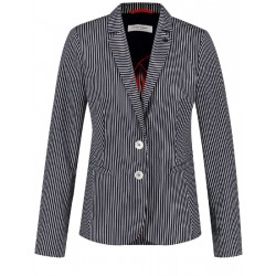 Blazer with stripes by Gerry Weber Collection
