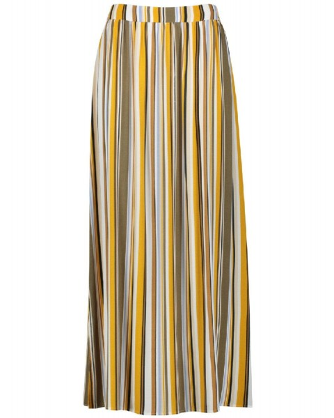 Striped maxi skirt by Taifun