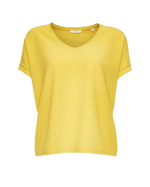 Shirt with V-neck Suminchen