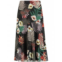 Skirt with exotic print by Gerry Weber Collection