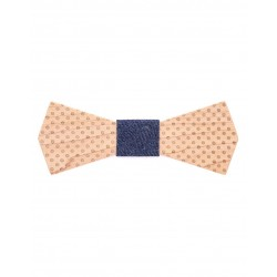 Wooden bow tie DUBLIN by Mr. Célestin
