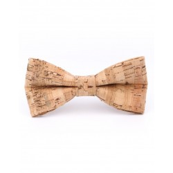 Cork bow tie PORTO by Mr. Célestin