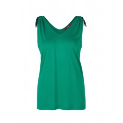 Viscose top with gathers by s.Oliver Red Label