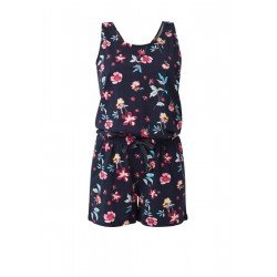 Kurzer Jumpsuit mit Musterprint by s.Oliver Red Label