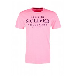 Jersey top with a label print by s.Oliver Red Label