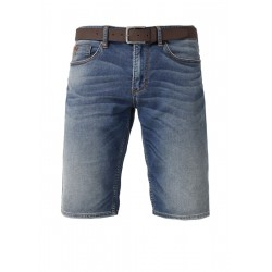 Tubx Regular: Bermudas with a belt by s.Oliver Red Label
