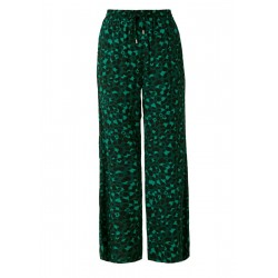 Wide cloth trousers by s.Oliver Red Label