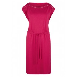 Jersey dress with a decorative border by s.Oliver Red Label