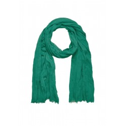 Woven scarf with a crinkle effect by s.Oliver Red Label