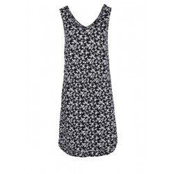 Jersey dress with an all-over print by s.Oliver Red Label