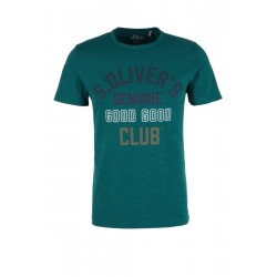 T-shirt with a logo print by s.Oliver Red Label