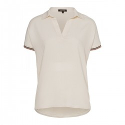 Polo-Blouse Shirt by More & More