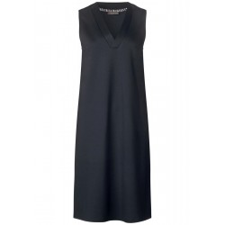 Dress with V-neck by Street One