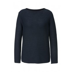 Knitted sweater made of organic cotton by Marc O'Polo