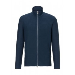 Strick-Jacke aus reinem Organic Cotton by Marc O'Polo