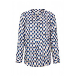 Patterned blouse by comma CI