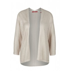 Cardigan with a glitter coating  by s.Oliver Red Label