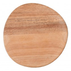 Wooden plate (13cm) by Räder