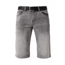 Tubx Regular: Stretchy denim shorts by s.Oliver Red Label