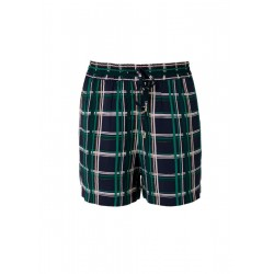 Casual shorts with a check pattern by s.Oliver Red Label