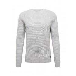 Textured knit sweater by Tom Tailor Denim